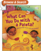 What Can You Do with a Paleta / �Qu� Puedes Hacer con una Paleta?