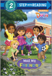 Meet My Friends! (Dora and Friends)