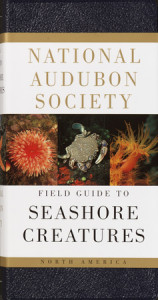 National Audubon Society Field Guide to North American Seashore Creatures Cover