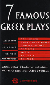 Seven Famous Greek Plays Cover