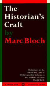The Historian's Craft Cover