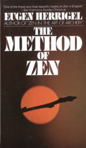 The Method of Zen Cover