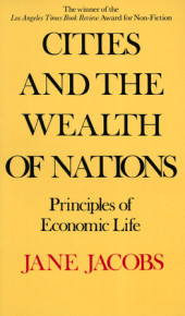 Cities and the Wealth of Nations