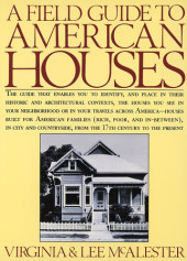 A Field Guide to American Houses Cover