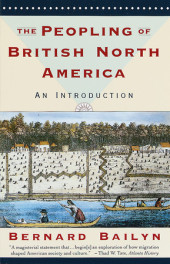 The Peopling of British North America