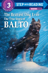 The Bravest Dog Ever Cover