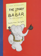 The Story of Babar Cover