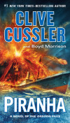 Sunday Rec: Piranha by Clive Cussler & Boyd Morrison