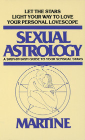 Sexual Astrology Cover