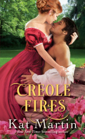 Review: Creole Fires by Kat Martin