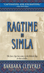 Ragtime in Simla Cover