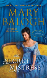 Book Release – The Secret Mistress by Mary Balogh, love to read her books over & over again.