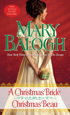 WEEKLY GIVEAWAY: Enter to win a copy of A Christmas Bride/Christmas Beau by Mary Balogh!