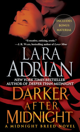 WEEKLY GIVEAWAY: Enter to win a copy of DARKER AFTER MIDNIGHT by Lara Adrian!