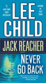 Jack Reacher is back is Lee Child's newest thriller
