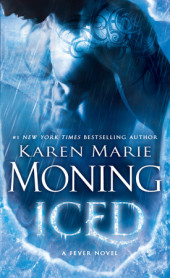 Iced: A Fever Novel Cover