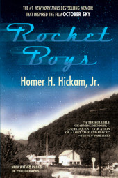 Rocket Boys Cover
