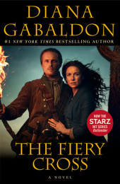 The Fiery Cross Cover