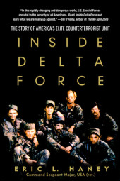 Inside Delta Force Cover