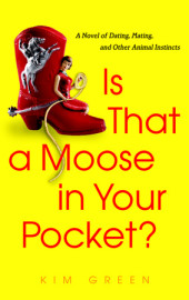 Is that a Moose in Your Pocket? Cover