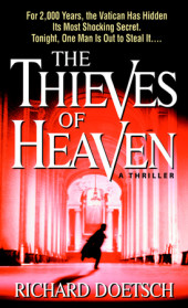 The Thieves of Heaven Cover