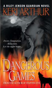 Dangerous Games Cover