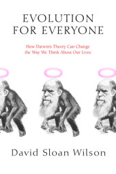 Evolution for Everyone Cover