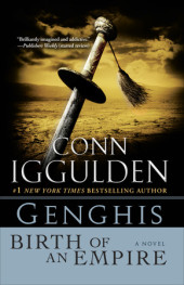 Genghis: Birth of an Empire Cover