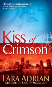 Kiss of Crimson Cover