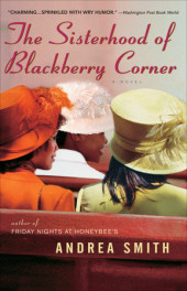 The Sisterhood of Blackberry Corner Cover