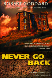 Never Go Back Cover