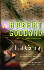 Past Caring Cover
