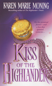 Kiss of the Highlander Cover