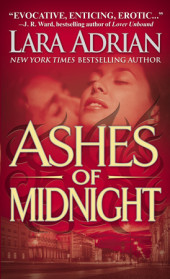 Ashes of Midnight Cover