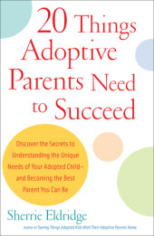 20 Things Adoptive Parents Need to Succeed Cover