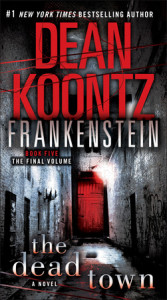 Frankenstein: The Dead Town Cover