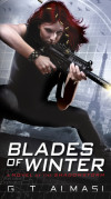 NYCC 2012: G.T. Almasi on Writing, Warfare and 'Blades of Winter'