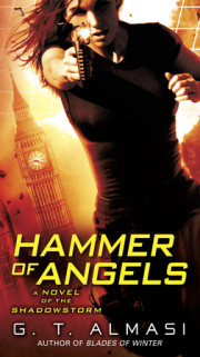 'Hammer of Angels' Author G. T. Almasi Imagines How He'd Fit In His Own Novels