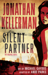 Silent Partner (Graphic Novel) Cover