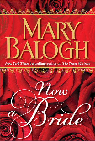Read Mary Balogh's eShort story: Now A Bride