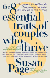 The 8 Essential Traits of Couples Who Thrive Cover