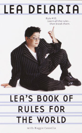 Lea's Book of Rules for the World Cover