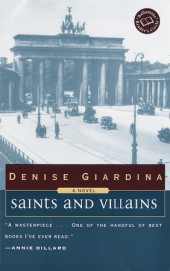 Saints and Villains Cover