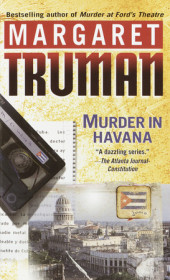 Murder in Havana Cover