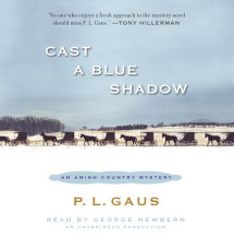 Cast a Blue Shadow Cover