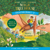 Magic Tree House Collection: Books 1-8 Cover