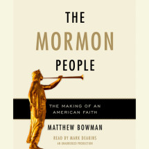 The Mormon People Cover