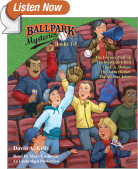 Ballpark Mysteries Collection: Books 1-5