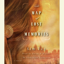 The Map of Lost Memories Cover