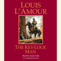 The Key-Lock Man Cover